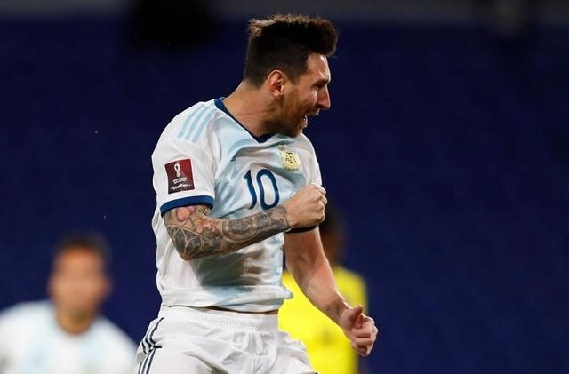 Messi ghi bàn duy nhất, Argentina thắng trận mở màn vòng loại World Cup - 1