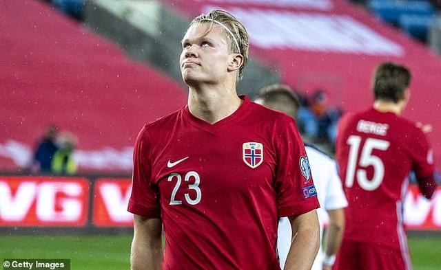 Haaland gây thất vọng, Na Uy tan mộng dự Euro 2020 - 9