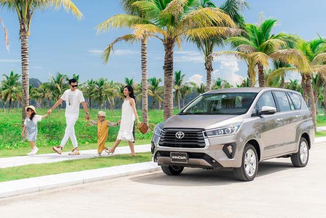 Toyota Innova 2020 giá từ 750 triệu: Nâng cấp nhẹ ngoại hình và trang bị - 3