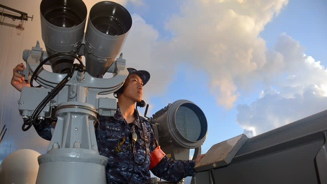 Nhật Bản lập hàng rào tác chiến điện tử đối phó Trung Quốc - 1