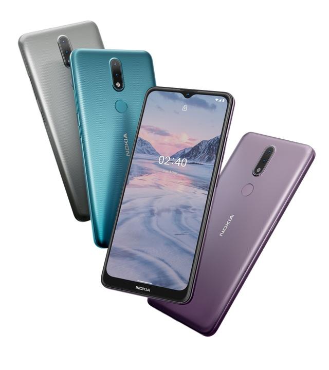 Nokia bất ngờ trình làng 3 mẫu smartphone mới - 1