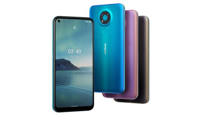 Nokia bất ngờ trình làng 3 mẫu smartphone mới - 3