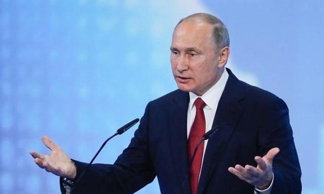 Tổng thống Putin kêu gọi Armenia và Azerbaijan ngừng chiến - 1
