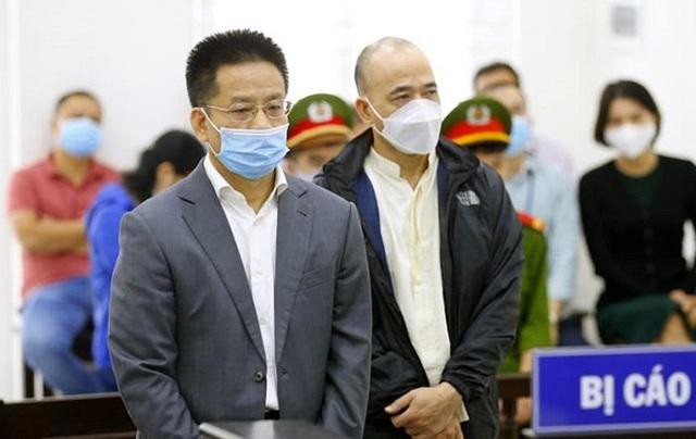 Cựu Tổng Giám đốc Tổng Công ty Dầu Việt Nam lĩnh án - 1