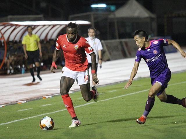 Đánh bại HL Hà Tĩnh, Sài Gòn FC tiếp tục giữ ngôi đầu V-League - 6
