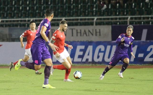Đại chiến HA Gia Lai - CLB Hà Nội quyết định chức vô địch V-League - 2