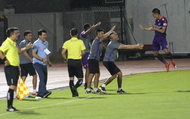 Đánh bại HL Hà Tĩnh, Sài Gòn FC tiếp tục giữ ngôi đầu V-League - 8