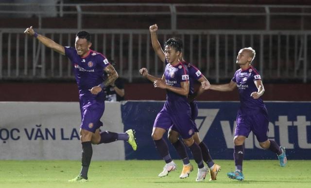 Đánh bại HA Gia Lai, Sài Gòn FC nuôi hy vọng vô địch V-League - 2