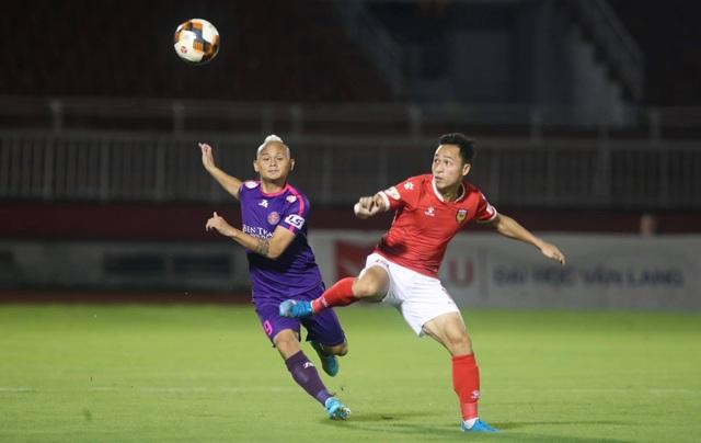 Đánh bại HL Hà Tĩnh, Sài Gòn FC tiếp tục giữ ngôi đầu V-League - 7
