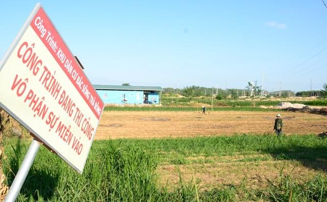 """Sở Xây dựng Quảng Ngãi thừa nhận """"sai sót"""" tại 9 dự án bất động sản - 1"""