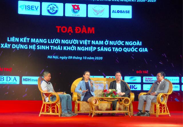 Kết nối người Việt ở nước ngoài xây dựng hệ sinh thái khởi nghiệp quốc gia - 1
