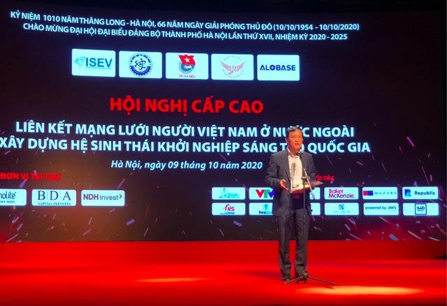 Kết nối người Việt ở nước ngoài xây dựng hệ sinh thái khởi nghiệp quốc gia - 2