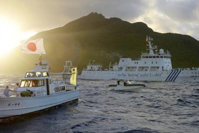 Nhật Bản lập hàng rào tác chiến điện tử đối phó Trung Quốc - 2