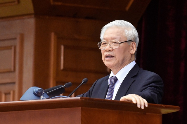 Tổng Bí thư, Chủ tịch nước: Lấy lại đà tăng trưởng cho năm 2021 - 1
