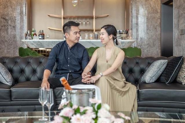Hình ảnh: Trải nghiệm khó quên tại khách sạn cao nhất Đông Nam Á  của admin 'Nghiện nhà' Hà Linh số 1