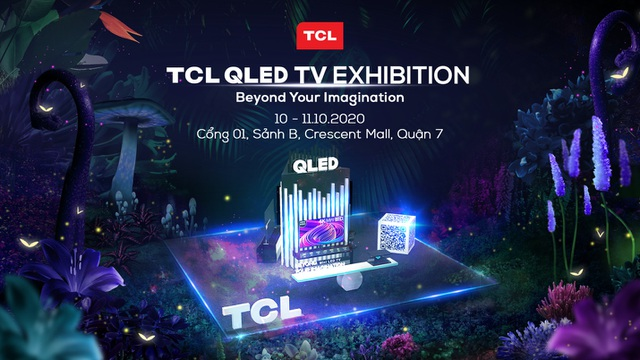 Trải nghiệm TV Mini-Led đầu tiên trên thế giới từ TCL tại Cresentmall Quận 7 - 1