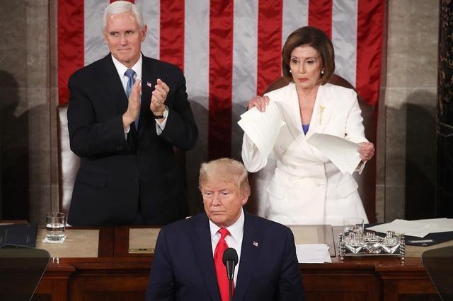 Hạ viện Mỹ sắp bỏ phiếu luận tội ông Trump - 1