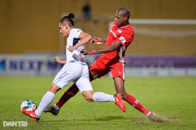 HA Gia Lai thua đậm CLB Viettel trên sân Hàng Đẫy - 5