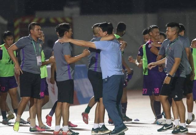 Đánh bại HA Gia Lai, Sài Gòn FC nuôi hy vọng vô địch V-League - 1