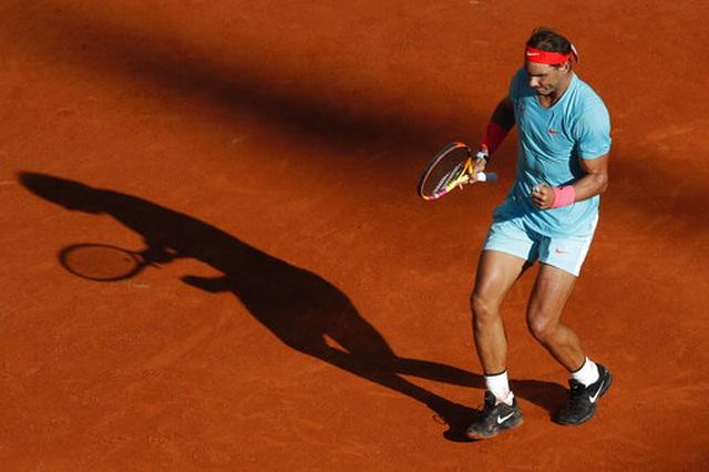 """""""Phục hận"""" Schwartzman thành công, Nadal vào chung kết Roland Garros - 2"""