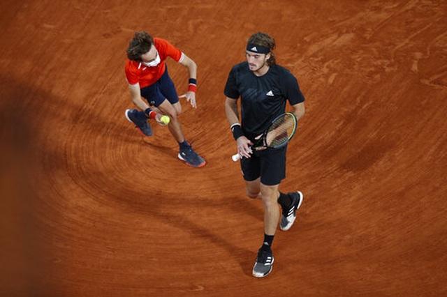 Djokovic đối đầu với Nadal tại chung kết Roland Garros - 2