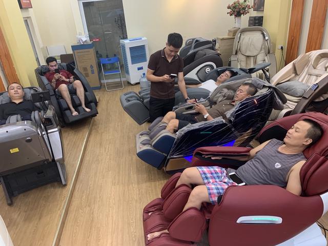 Gia Dụng Việt địa chỉ bán ghế massage uy tín, chất lượng - 2