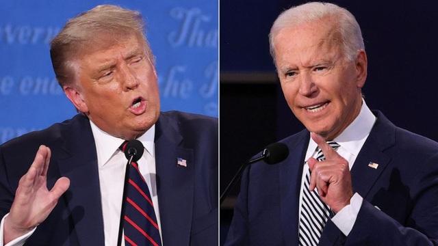 Bầu cử Mỹ 2020: Ban tổ chức hủy cuộc tranh luận lần hai Trump - Biden - 1