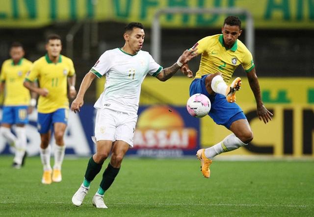 Firmino tỏa sáng, Brazil thắng đậm ở ngày mở màn vòng loại World Cup - 3
