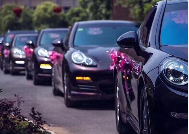 Chú rể thót tim khi người yêu cũ lái xe sang, gây chú ý ở đám cưới - 3