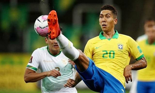 Firmino tỏa sáng, Brazil thắng đậm ở ngày mở màn vòng loại World Cup - 2