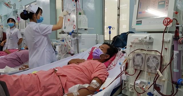 Sau ghép thận, một số bệnh nhân bị biến chứng ung thư - 1