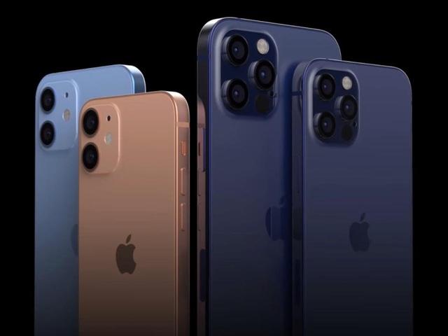 Lộ giá bán chi tiết và ngày ra mắt các phiên bản iPhone 12 - 1