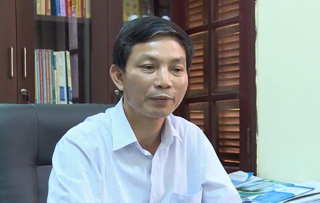 Phó giám đốc Sở GDĐT được bổ nhiệm làm Hiệu trưởng ĐH Hồng Đức - 1