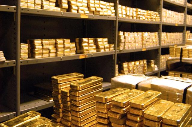 """""""Kho báu"""" của Nga tăng sốc 5 tỷ USD chỉ trong 1 tuần - 1"""
