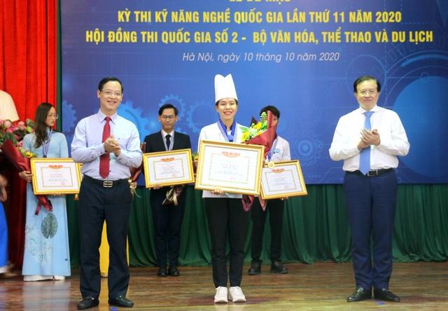 Đoàn Hà Nội dẫn đầu thành tích tại Kỳ thi kỹ năng nghề Quốc gia 2020 - 1