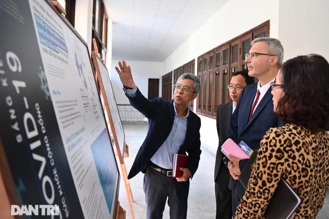 Cơ quan Phát triển Pháp hỗ trợ Việt Nam chống Covid-19 - 2