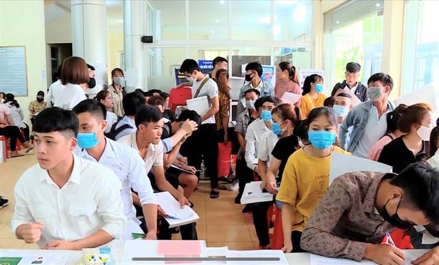 Thị trường lao động Ninh Bình khởi sắc trở sau dịch Covid-19 - 1