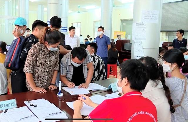 Thị trường lao động Ninh Bình khởi sắc trở sau dịch Covid-19 - 2