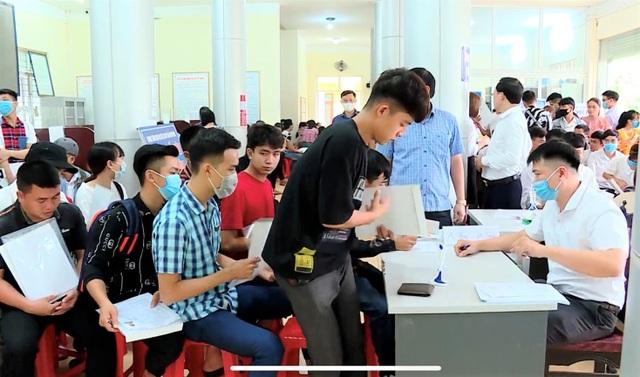 Thị trường lao động Ninh Bình khởi sắc trở sau dịch Covid-19 - 3