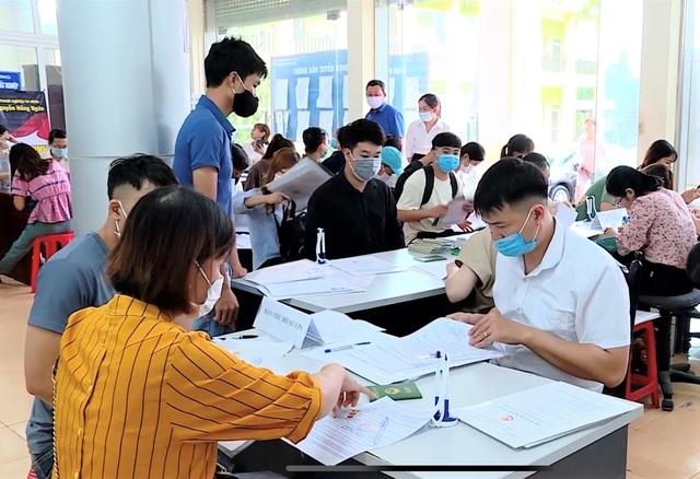 Thị trường lao động Ninh Bình khởi sắc trở sau dịch Covid-19 - 4