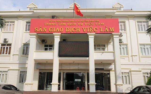 Thị trường lao động Ninh Bình khởi sắc trở sau dịch Covid-19 - 5