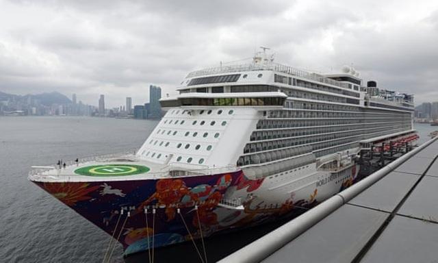 """Singapore ra mắt tour du thuyền """"không điểm đến"""" - 1"""