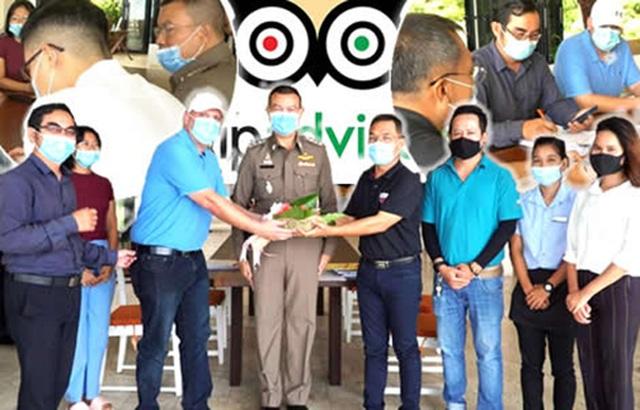 """Du khách thoát án tù tại Thái Lan do bị kiện tội """"phỉ báng"""" - 3"""
