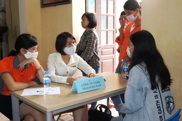Hà Nam: Giải quyết việc làm mới vượt 38% so với chỉ tiêu kế hoạch - 1