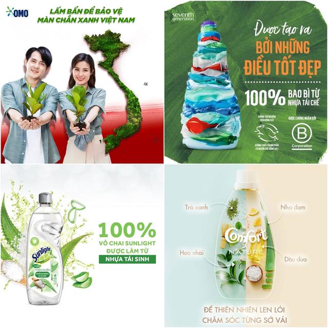 """Unilever đưa """"Tương lai xanh"""" đến với mọi gia đình - 2"""