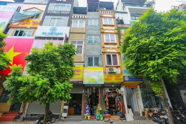 """Cuộc sống đối nghịch trong căn nhà """"siêu nhỏ"""" 7,5 m2 giá 3 tỷ đồng ở Hà Nội - 9"""