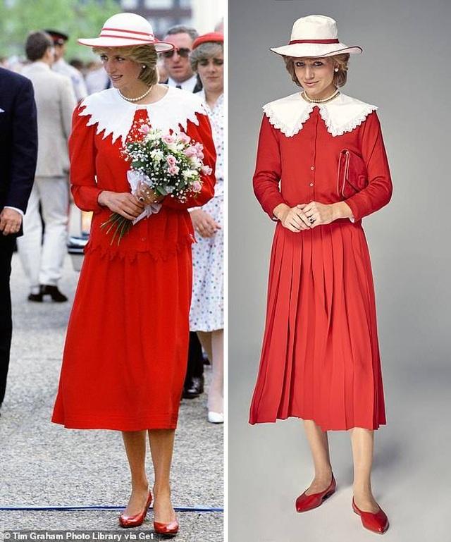 Phong cách thời trang của công nương Diana thịnh hành trở lại sau 2 thập kỷ - 4