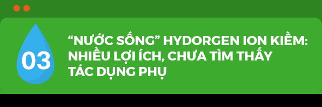 """""""Nước sống"""" hydrogen ion kiềm chăm sóc da hiệu quả, được bác sĩ khuyên dùng - 7"""