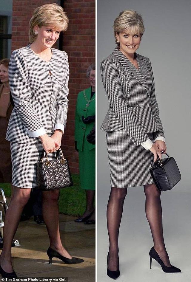Phong cách thời trang của công nương Diana thịnh hành trở lại sau 2 thập kỷ - 5
