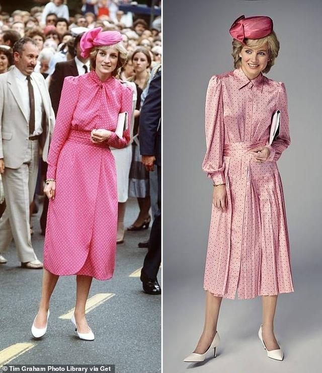Phong cách thời trang của công nương Diana thịnh hành trở lại sau 2 thập kỷ - 6